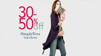 Kohl's Grand Opening Sale TV Spot, 'Vera Wang, Jeans, Men's Suits' - Thumbnail 3