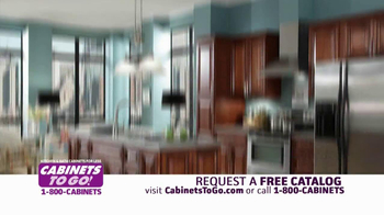 Cabinets To Go TV Spot, 'Free Upgrades' - Thumbnail 5