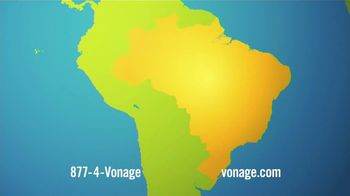 Vonage World TV Spot, 'Globe'