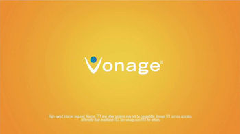 Vonage World TV Spot, 'Globe' - Thumbnail 1