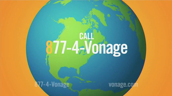 Vonage World TV Spot, 'Globe' - Thumbnail 3
