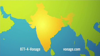 Vonage World TV Spot, 'Globe' - Thumbnail 4