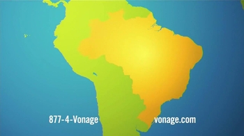 Vonage World TV Spot, \'Globe\'