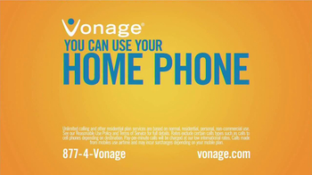 Vonage World TV Spot, 'Globe' - Thumbnail 6
