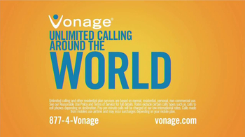 Vonage World TV Spot, 'Globe' - Thumbnail 7