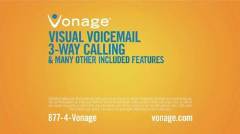 Vonage World TV Spot, 'Globe' - Thumbnail 8
