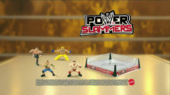 WWE Power Slammers TV Spot Featuring Sheamus and Rey Mysterio - Thumbnail 10