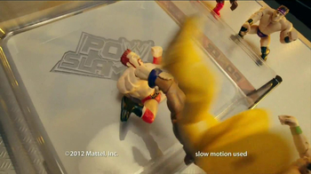 WWE Power Slammers TV Spot Featuring Sheamus and Rey Mysterio - Thumbnail 2