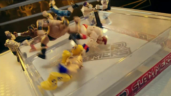 WWE Power Slammers TV Spot Featuring Sheamus and Rey Mysterio - Thumbnail 6
