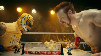 WWE Power Slammers TV Spot Featuring Sheamus and Rey Mysterio - Thumbnail 8