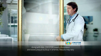 Crestor TV Spot, 'White Building' - Thumbnail 6