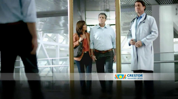 Crestor TV Spot, 'White Building' - Thumbnail 7