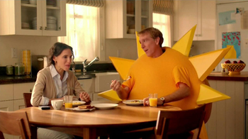 Jimmy Dean Fully Cooked Sausages TV Spot, 'Staring Contest' - 11671 commercial airings