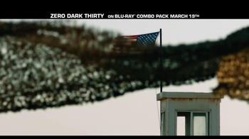 Zero Dark Thirty Blu-ray TV Spot - Thumbnail 1