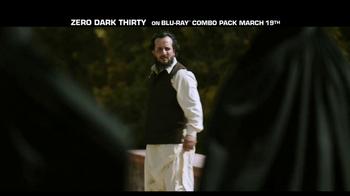 Zero Dark Thirty Blu-ray TV Spot - Thumbnail 4