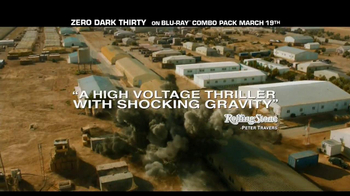 Zero Dark Thirty Blu-ray TV Spot - Thumbnail 6
