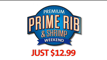 Prime Rib and Shrimp Weekend thumbnail