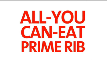 Golden Corral Prime Rib and Shrimp Weekend TV Spot  - Thumbnail 4