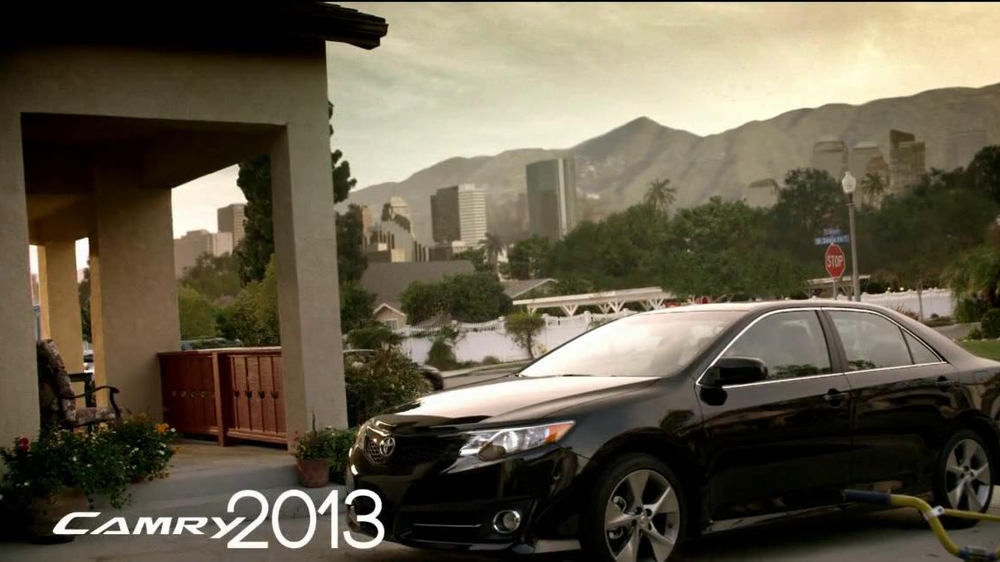 2012 Toyota Camry TV Commercial, Transformation