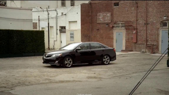 2013 Toyota Camry TV Spot, 'Stop Thinking' - Thumbnail 2