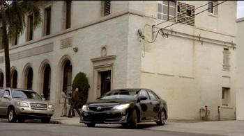 2013 Toyota Camry TV Spot, 'Stop Thinking' - Thumbnail 3