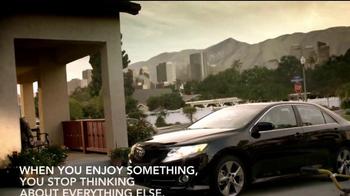 2013 Toyota Camry TV Spot, 'Stop Thinking' - Thumbnail 8