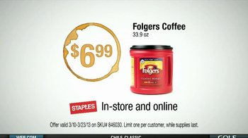 Staples TV Spot, 'Coffee Thief'   - Thumbnail 9