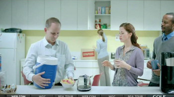 Staples TV Spot, 'Coffee Thief'   - Thumbnail 6