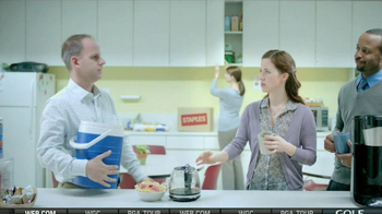 Staples TV Spot, 'Coffee Thief'   - Thumbnail 8