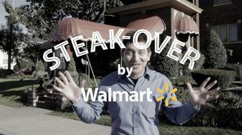 Walmart TV Spot, 'Steak-Over'  - 43 commercial airings