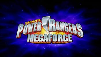Power Rangers Megaforce Zord Builder TV Spot  - Thumbnail 1