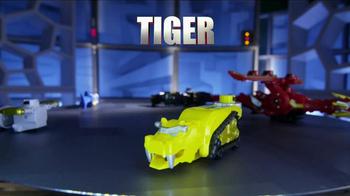 Power Rangers Megaforce Zord Builder TV Spot  - Thumbnail 3
