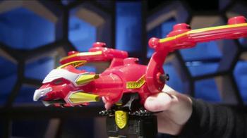Power Rangers Megaforce Zord Builder TV Spot