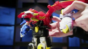 Power Rangers Megaforce Zord Builder TV Spot  - Thumbnail 6