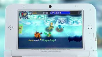 Nintendo Pokemon Mystery Dungeon: Gates to Infinity TV Spot, 'The Future' - Thumbnail 6