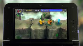Nintendo Pokemon Mystery Dungeon: Gates to Infinity TV Spot, 'The Future' - Thumbnail 7