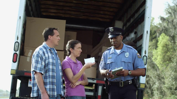 Old Dominion Freight Line TV Spot, 'Police Officer' - Thumbnail 10