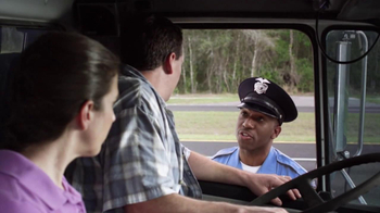 Old Dominion Freight Line TV Spot, 'Police Officer' - Thumbnail 2