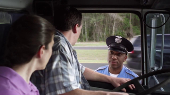 Old Dominion Freight Line TV Spot, 'Police Officer' - Thumbnail 3
