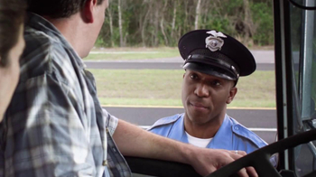Old Dominion Freight Line TV Spot, 'Police Officer' - Thumbnail 4