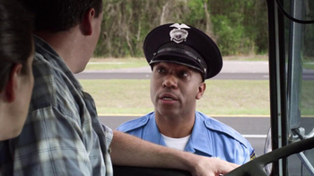 Old Dominion Freight Line TV Spot, 'Police Officer' - 493 commercial airings