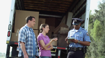 Old Dominion Freight Line TV Spot, 'Police Officer' - Thumbnail 9