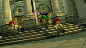 LEGO City Undercover Wii U TV Spot, 'Sweet Rides' - Thumbnail 3
