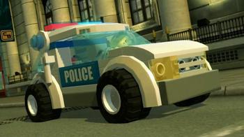 LEGO City Undercover Wii U TV Spot, 'Sweet Rides' - Thumbnail 4