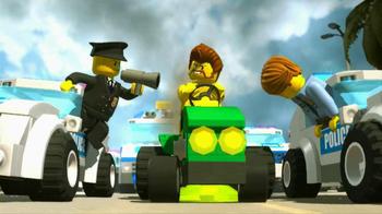 LEGO City Undercover Wii U TV Spot, 'Sweet Rides' - Thumbnail 6