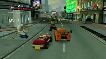 LEGO City Undercover Wii U TV Spot, 'Sweet Rides' - Thumbnail 8
