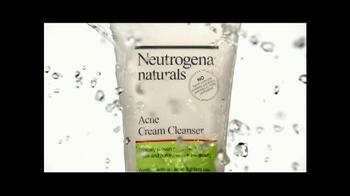 Neutrogena Naturals TV Spot Featuring Kristen Bell  - Thumbnail 4