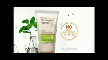 Neutrogena Naturals TV Spot Featuring Kristen Bell  - Thumbnail 8