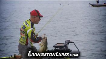 Livingston Lures TV Spot Featuring Randy Howell  - Thumbnail 9