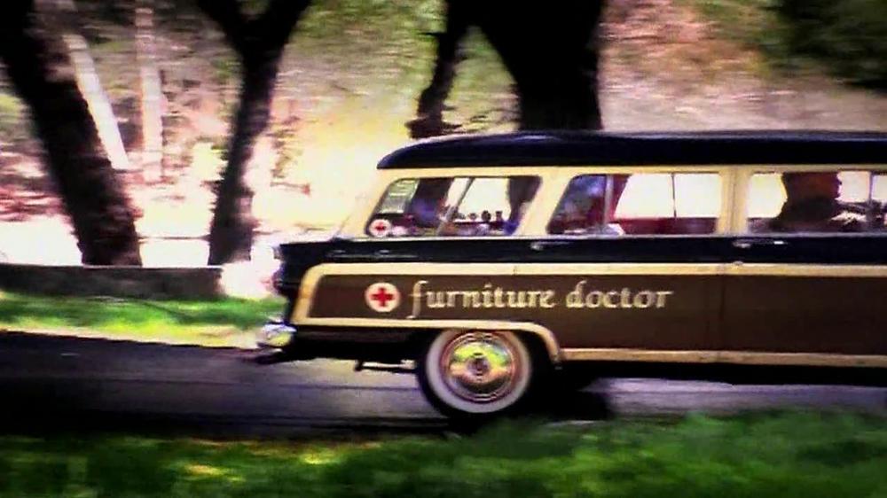 Scotts Liquid Gold TV Commercial, 'Furniture Doctor'